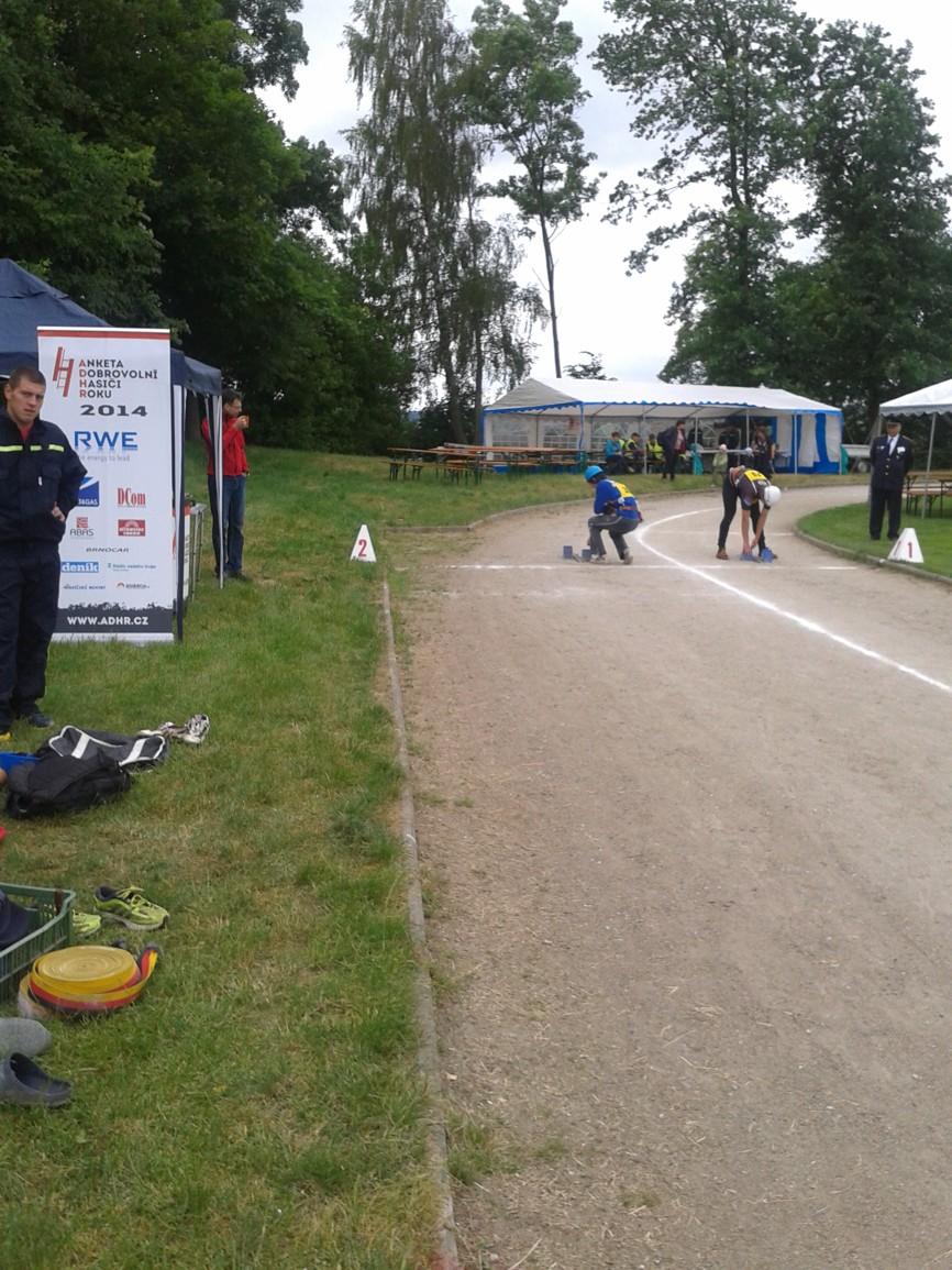 Roadshow ADHR - Třešť - priprava na startu
