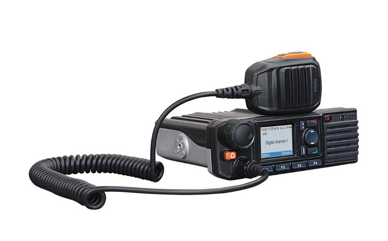 Mobilní vysílačka MD785
