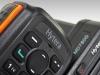 Vysílačka Hytera MD785 detail tlačítkového mikrofonu