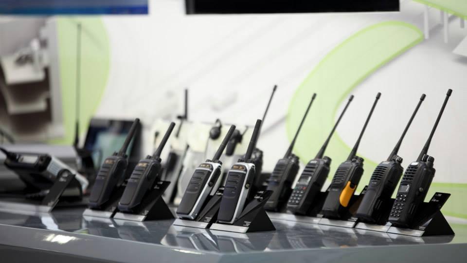Současné i připravované radiostanice v novém show roomu