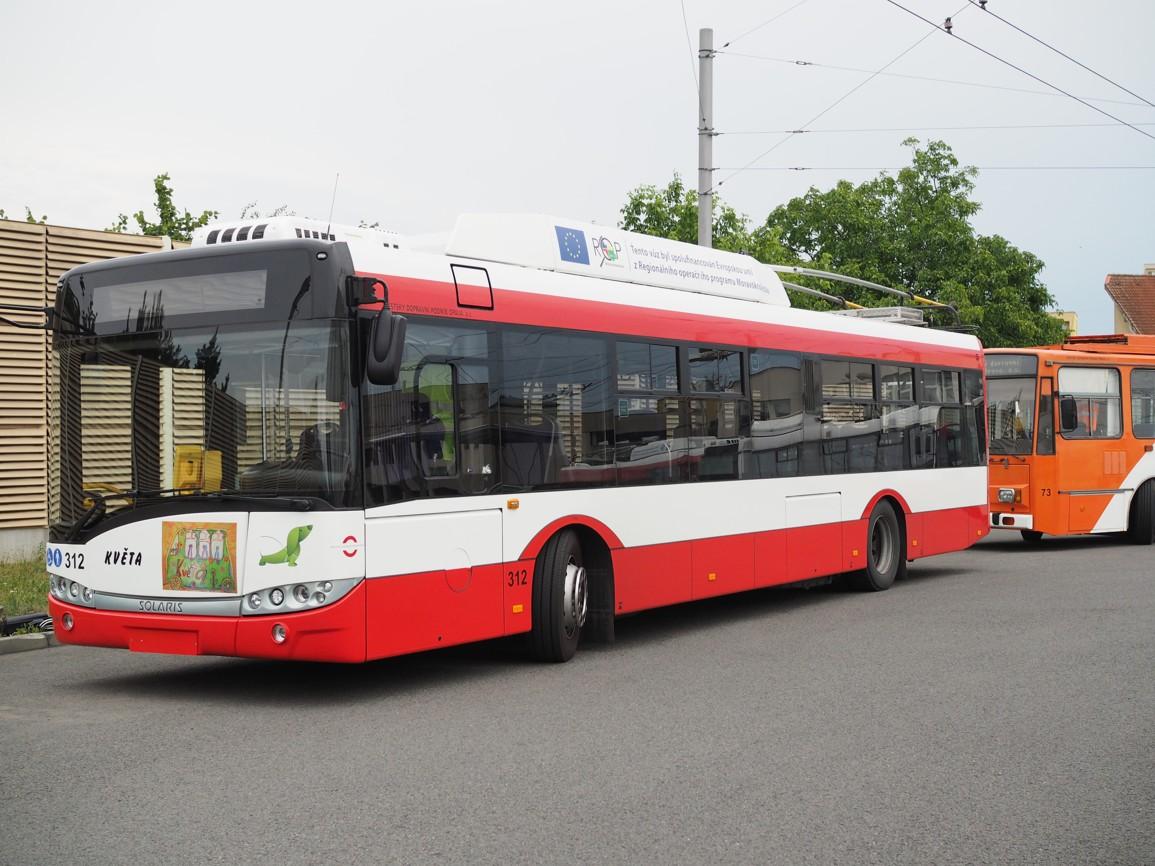 MDP Opava provozuje moderní autobusy