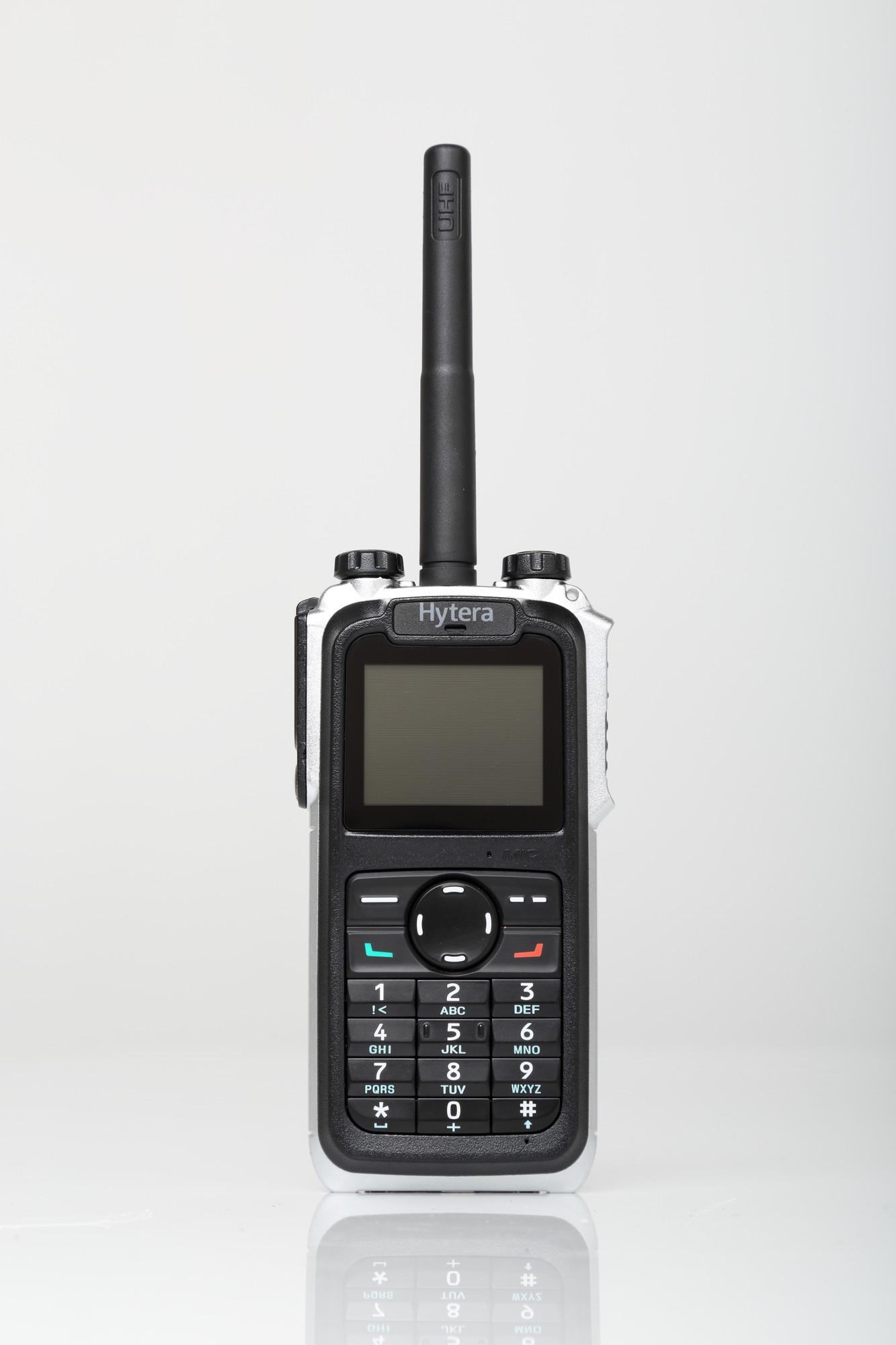 TETRA radiostanice Hytera Z1p