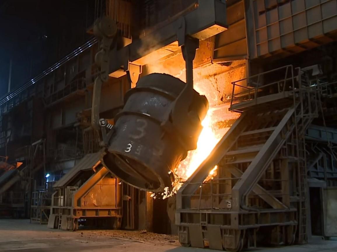 Třinecké železárny lití