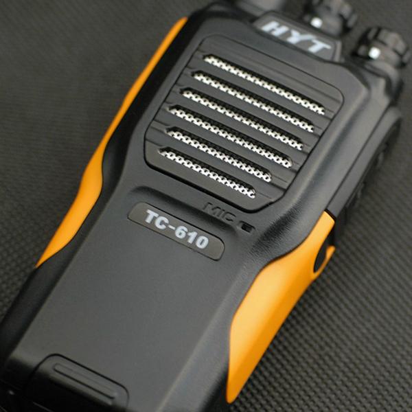 Ruční radiostanice HYT TC-610