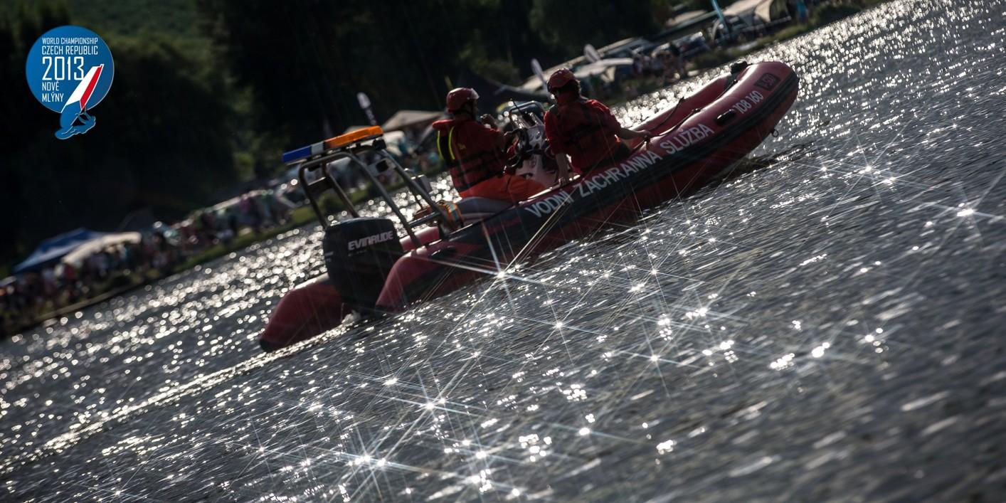 WCR2013 Mistrovství světa ve windsurfingu 2013 Nové Mlýny ČR