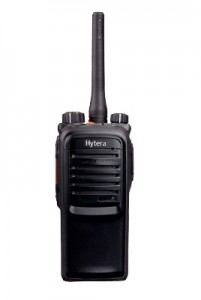 DMR radiostanice PD705