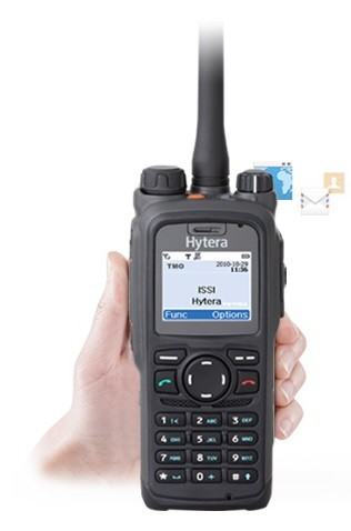 TETRA radiostanice PT580H Plus