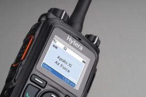 Vysílačka PD785