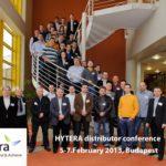 Konference Hytera v Budapešti