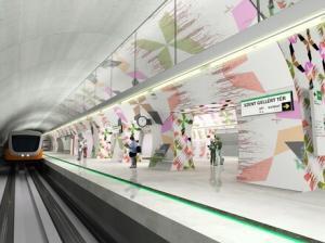 Tetra pro metro Budapešť