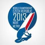 Oficiální logo Mistrovství světa ve windsurfingu 2013