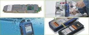 Technické řešení radiostanice PD795Ex
