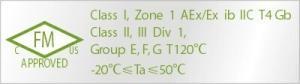 FM certifikát pro radiostanice Hytera PD795Ex