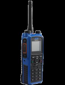 Přenosná ATEX radiostanice (vysílačka) Hytera PD795Ex
