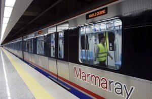 Dodávka systému TETRA pro Marmaray