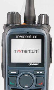 Digitální radiostanice Harris Momentum HDP150
