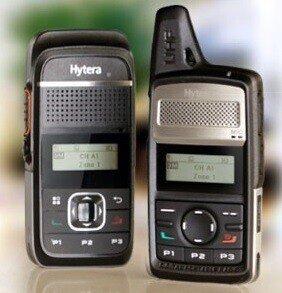 Digitální vysílačky Hytera řady PD3