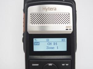 Digitální vysílačka Hytera PD355