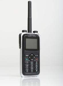Hytera představuje novou kompaktní radiostanici pro digitální standard TETRA model Z1p