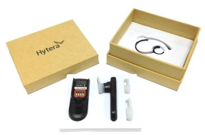 Bluetooth řešení pro přenosné radiostanice Hytera