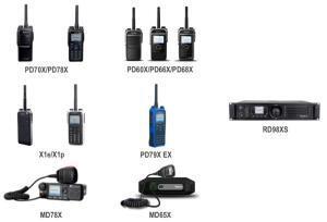 Digitální radiostanice Hytera dostupné pro trunkové radiové sítě XPT