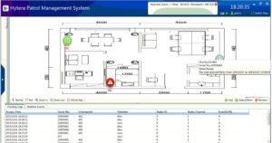 Hytera Patrol System - efektivní kontrola ostrahy objektů