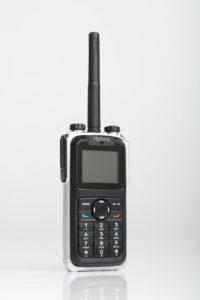Ultratenká TETRA radiostanice Hytera Z1p nabízí špičkový výko