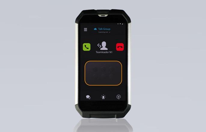 Aplikace PTTConnect