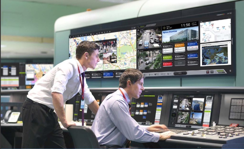 Dispečerský systém Hytera SmartOne,