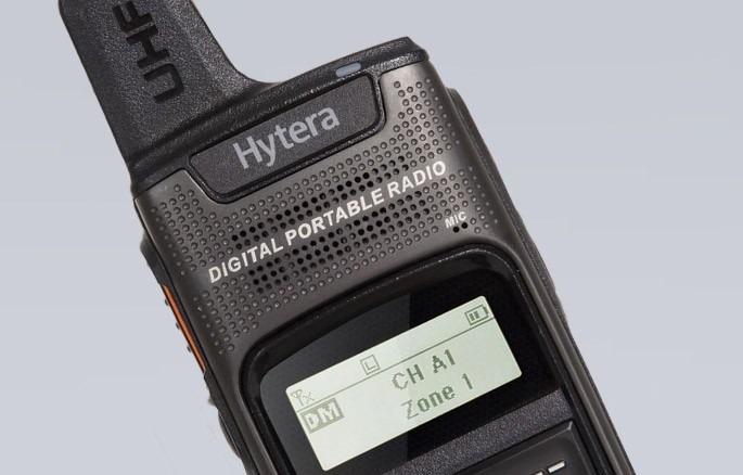 Digitální vysílačky Hytera PD375