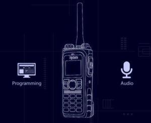 Digitální radiostanice Hytera PD985 je vybavena BlueTooth 4.0