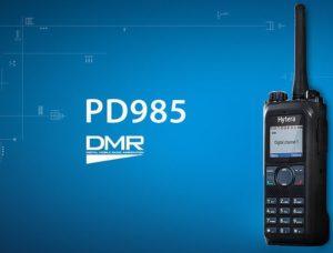 Digitální radiostanice Hytera PD985