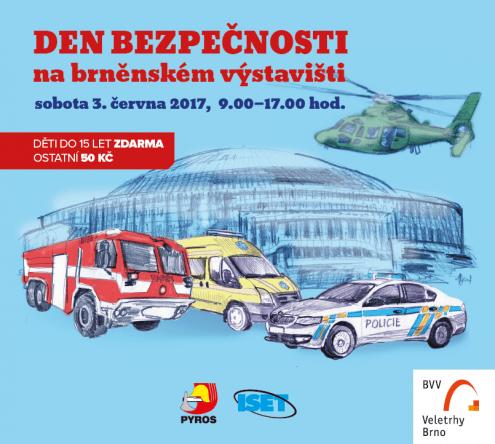 Den bezpečnostních složek na brněnském výstavišti