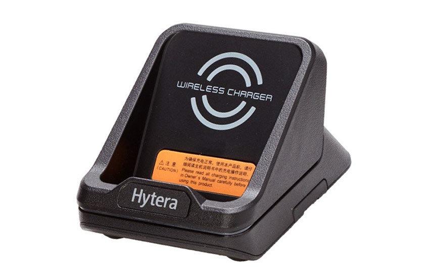 Bezdrátová nabíječka pro vysílačky Hytera PD365