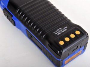 Patentovaný zámek pro ATEX radiostanice Hytera