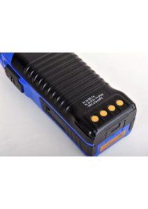 Patentovaný zámek baterie Hytra