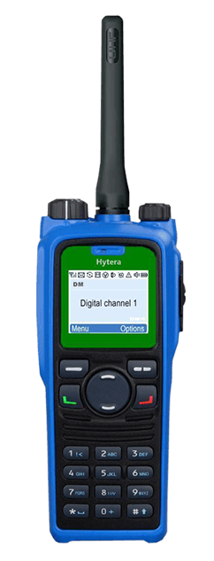 ATEX radiostanice Hytera PD795IS