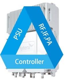 Základnová stanice Hytera DS-6250 integrované řešení vše v jednom