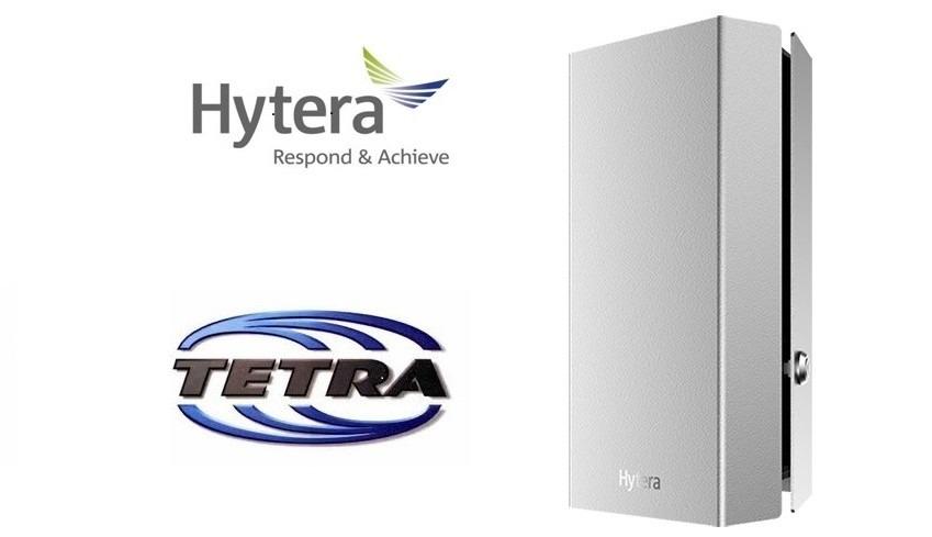 TETRA základnová stanice Hytera ve venkovním provedení