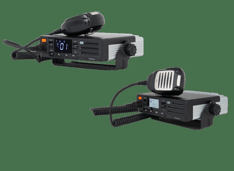 Vozidlové vysílačky Hytera MD615 a MD625