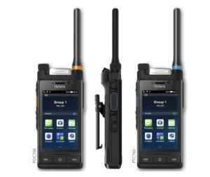 LTE radiostanice nabízí ergonomický design a výkonný hardware