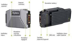Ad hoc převaděče Hytera E-Pack umožňují pokrýt rozsáhlé nebo těžko dostupné území nebo objekty radiovou sítí