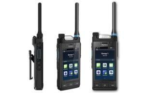 LTE multirežimové radiostanice Hytera