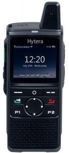 PoC vysílačky Hytera PNC370 komunikují prostřednictvím mobilních sítí nebo Wifi