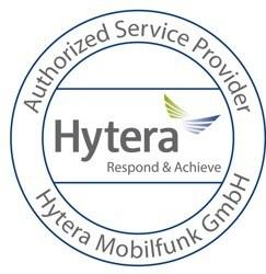 DCom zajišťuje autorizovaný servis pro vysílačky Hyt a radiostanice Hytera na území ČR a SR
