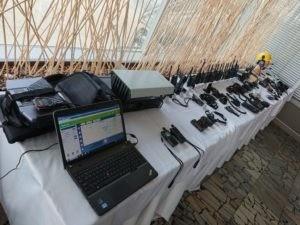 Představení nových komunikačních technologií Hytera