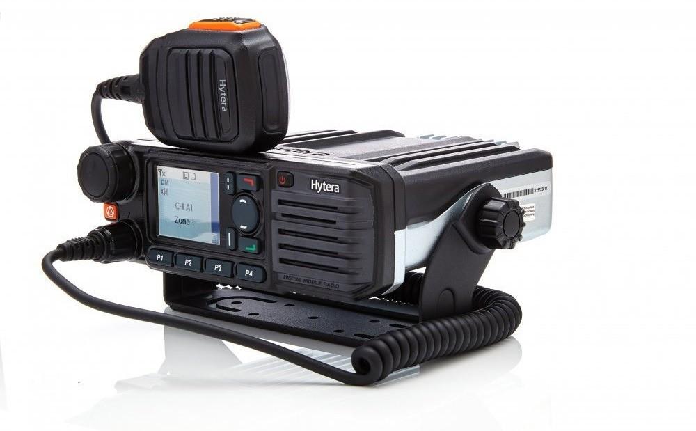 Nová digitální radiostanice Hytera MD785i poskytuje rozšířený komunikační dosah a pokročilé funkce