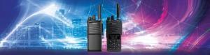 Profesionální vysílačky Hytera pro radiokomunikační systémy TETRA