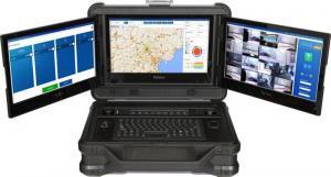 Dispečerské pracoviště Hytera E-center umožňuje řídít zásahy při mimořádných událostech