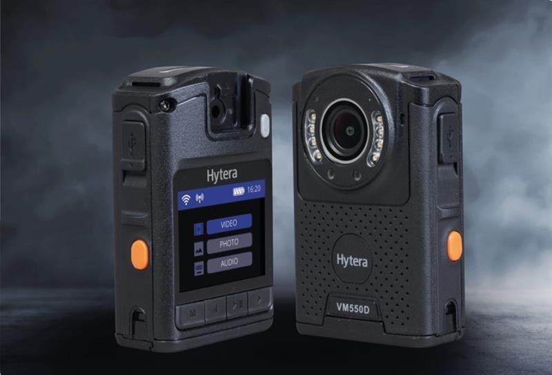 Policejní kamera Hytery VM550D záznam i v noci